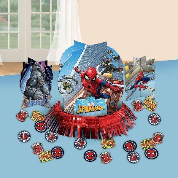 Imagen de Centros de mesa Spiderman