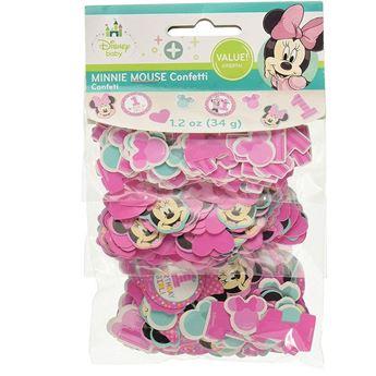 Imagens de Confeti Minnie Mouse 1 Añito (34g)