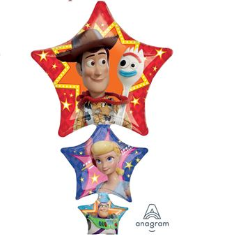 Picture of Globo Toy Story 4 bouquet