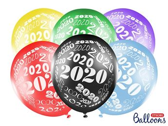 Picture of Globos látex 2020 surtidos (6)