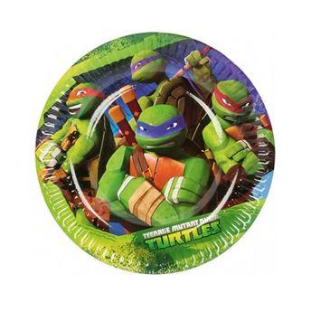 Picture of Platos Tortugas Ninja pequeños (8)