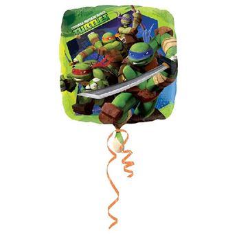 Imagen de Globo Happy Birthday Tortugas ninja