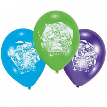 Picture of Globos Tortugas Ninja (10)