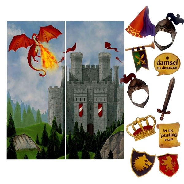 Imagens de Decorado pared medieval