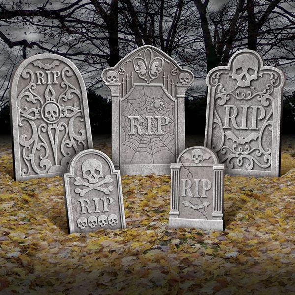 Imagen de Decorado cementerio Lápidas (5)