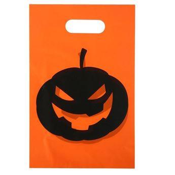 Imagen de Bolsas calabaza halloween (10)