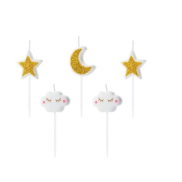Imagens de Velas Nubes y estrellas dulces (5)