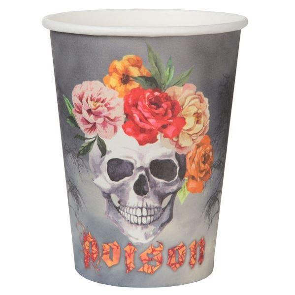 Imagen de Vasos Cementerio Halloween (10)