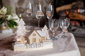 Picture of Decorado Casa Papa Noel (Con luz)