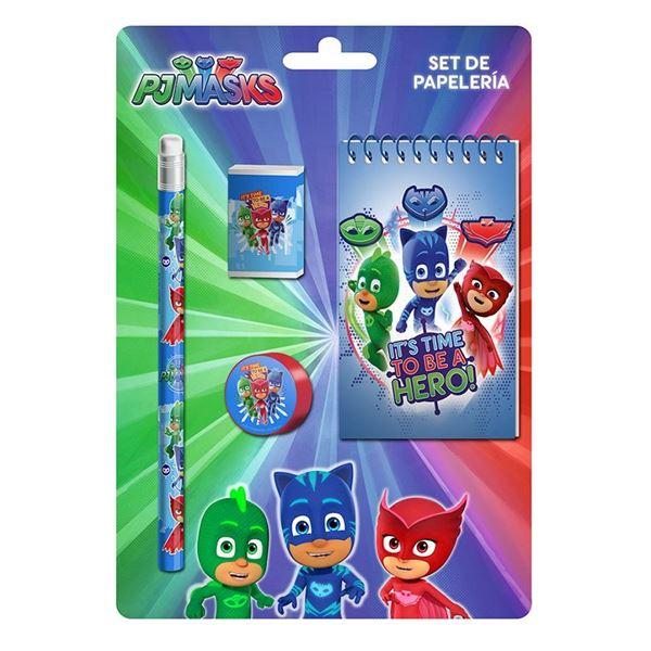 Imagens de Set juguete PJ Masks