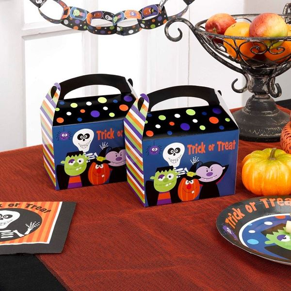 Picture of Cajas Truco o trato Halloween (8)