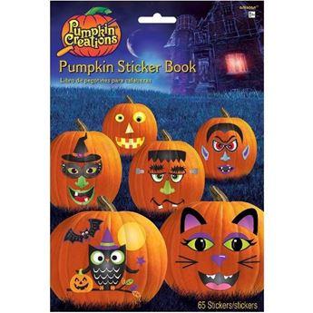 Imagens de Libro Pegatinas Calabazas Halloween
