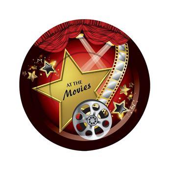 Imagens de Platos cine pequeños (8)