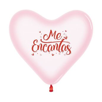 Picture of Globos corazón me encantas (12)