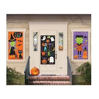 Imagen de Mega Kit decoración Halloween infantil