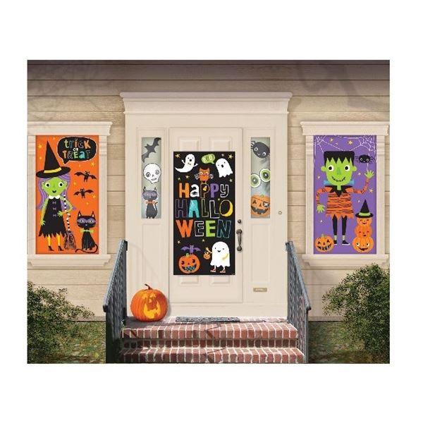 Picture of Mega Kit decoración Halloween infantil