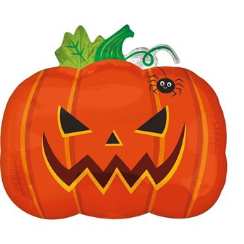 Picture of Globo Calabaza Tétrica Halloween