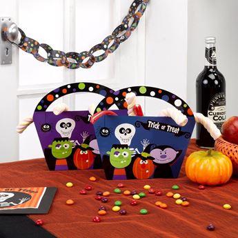 Imagen de Caja Bolsito Truco o Trato halloween (4)