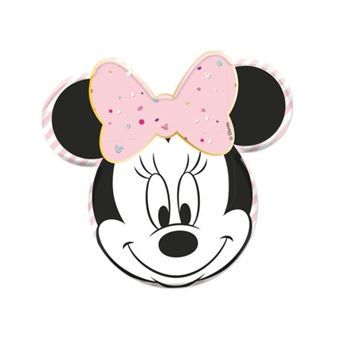Picture of Platos Minnie Mouse forma Party (4)