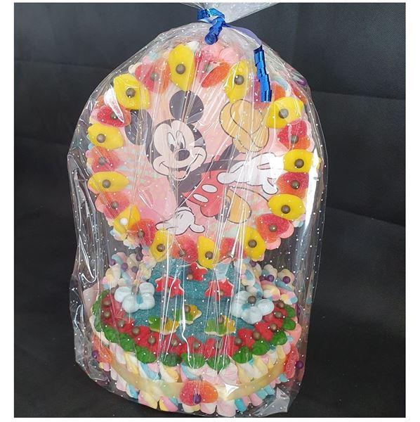 Imagen de Tarta de chuches Mickey Disney *Ultimas unidades*