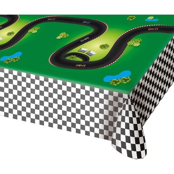 Imagen de Mantel Fórmula 1 plástico