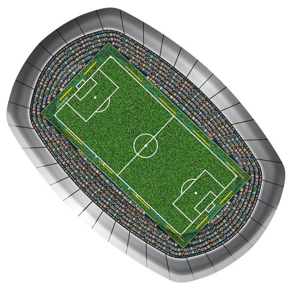 Imagen de Platos estadio de Fútbol 27cm (8)