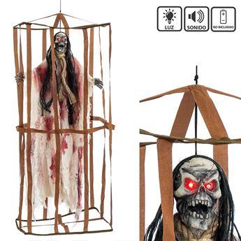 Picture of Figura colgante muerte Jaula