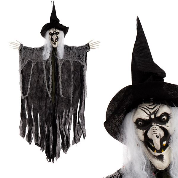 Imagen de Decorado Colgante Bruja Halloween