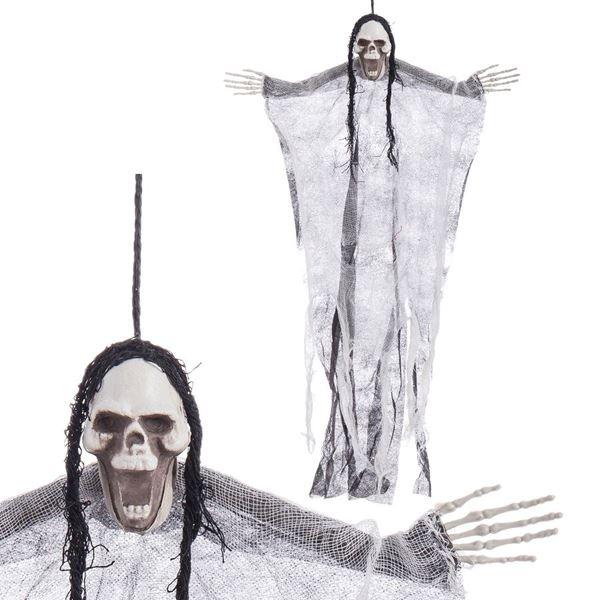 Imagens de Decorado colgante Esqueleto 60cm
