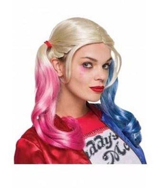 Picture of Peluca Harley Quinn