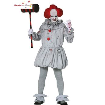 Picture of Disfraz Payaso asesino adulto (Talla 48-50)
