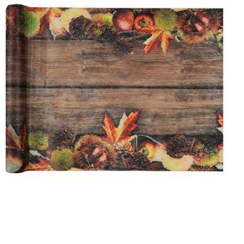 Imagen de Camino de mesa otoño (5m)