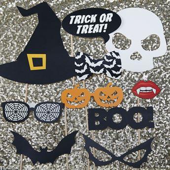 Imagen de Accesorios photocall palito Halloween (10)