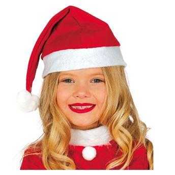 Imagen de Gorro Papá Noel infantil