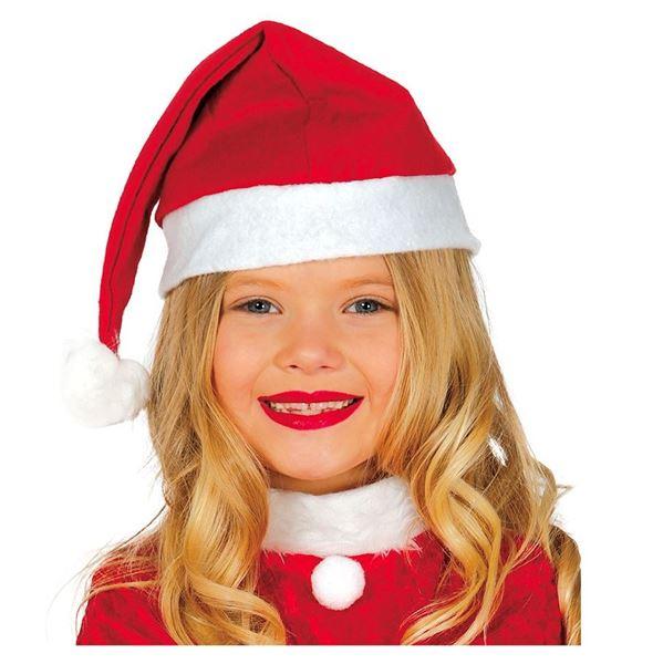 Picture of Gorro Papá Noel infantil