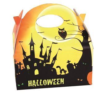 Imagens de Caja Bosque encantado Halloween