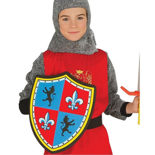 Imagens de Escudo medieval infantil