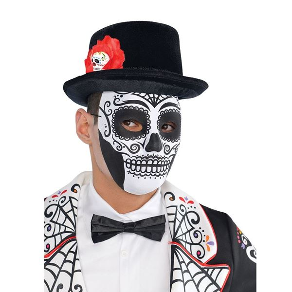 Imagen de Mascara adulto Día de los Muertos