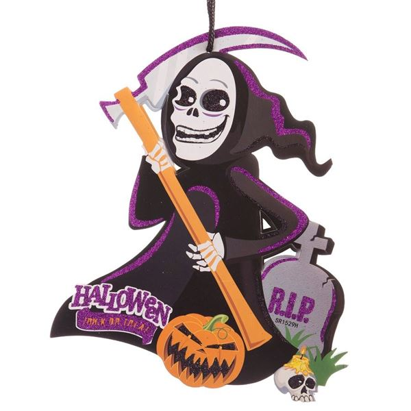 Picture of Decoración Halloween Infantil calavera
