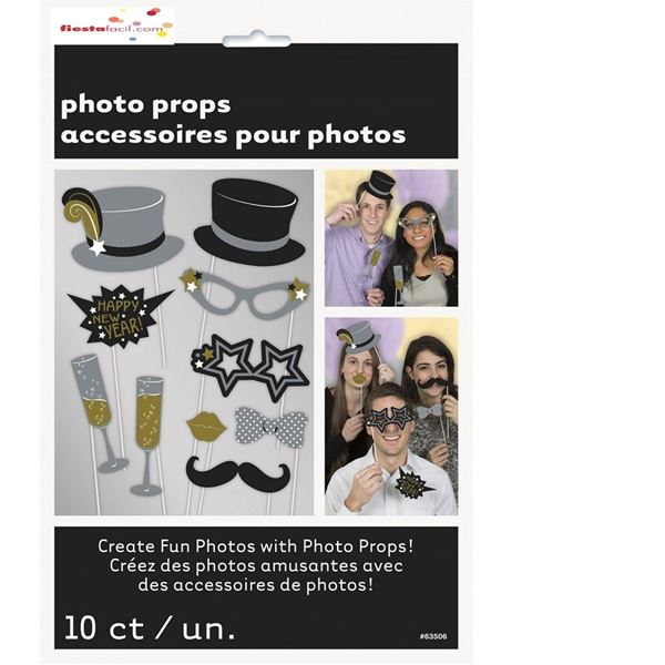 Picture of Accesorios photocall Happy New year (10)