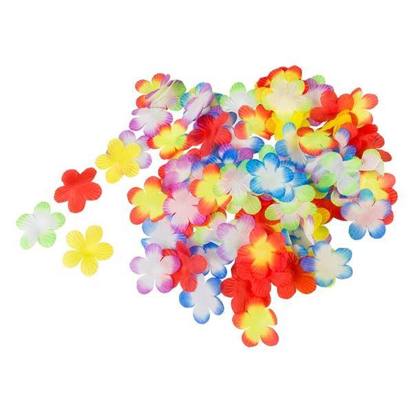 Imagen de Confeti tela Flor hibiscus (300)