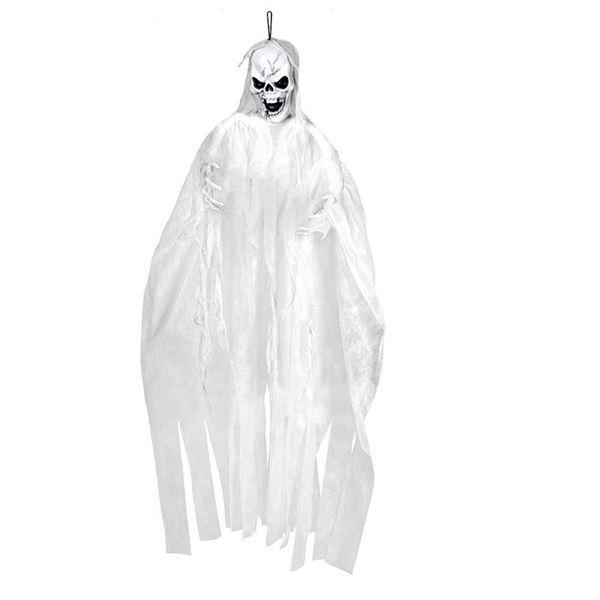 Imagens de Figura colgante espíritu Halloween (150cm)