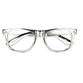 Picture of Gafas Plateadas sin cristal (3)
