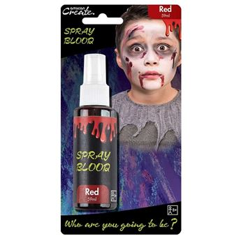 Picture of Maquillaje Spray sangre roja (59ml)