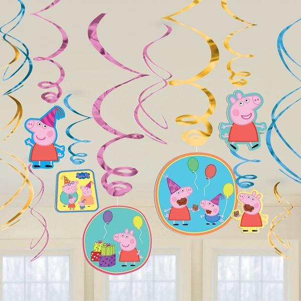 Imagens de Decorados espirales Peppa Pig
