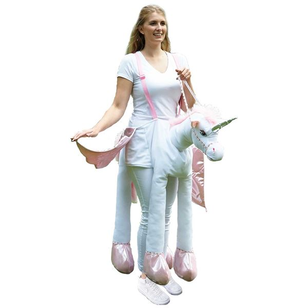 Imagens de Disfraz unicornio mágico adulto