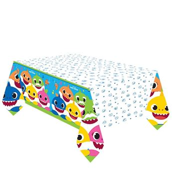 Picture of Mantel Baby Shark papel