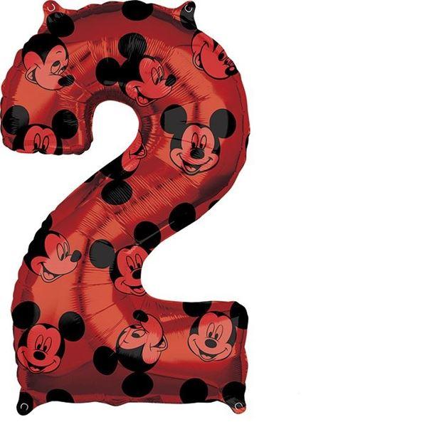 Imagen de Globo Mickey Mouse número 2