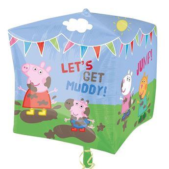 Imagens de Globo Peppa Pig Cubo