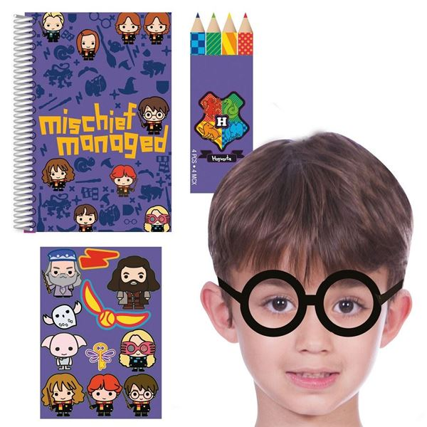 Imagen de Juguetes set Harry Potter infantil